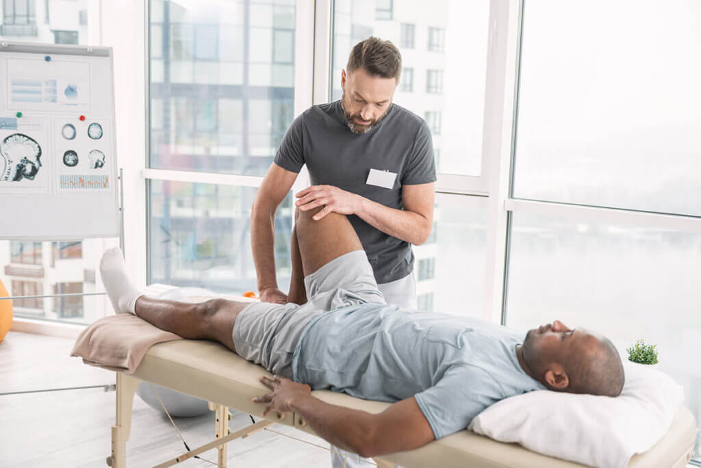 Physical Therapy a Whirl to Resolve Vertigo