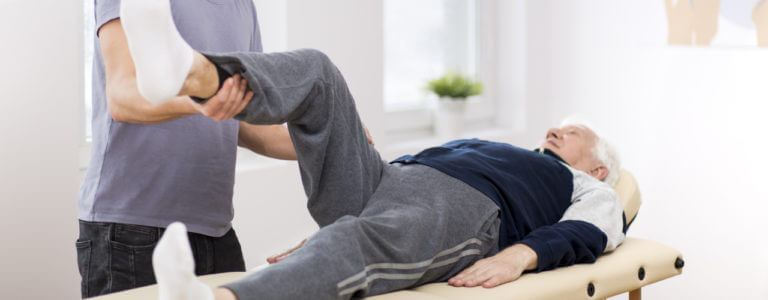 Relieve your pain with physical therapy