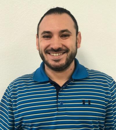 Ruben Alvarado, PTA, C-PS