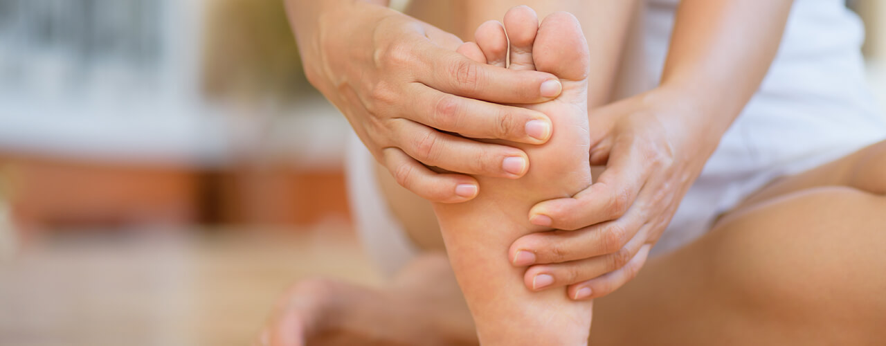 Foot and Ankle Pain Relief McAllen, TX