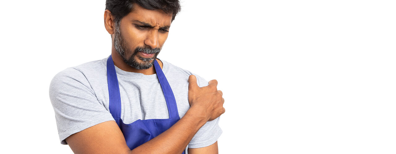 Shoulder Pain Relief McAllen, TX